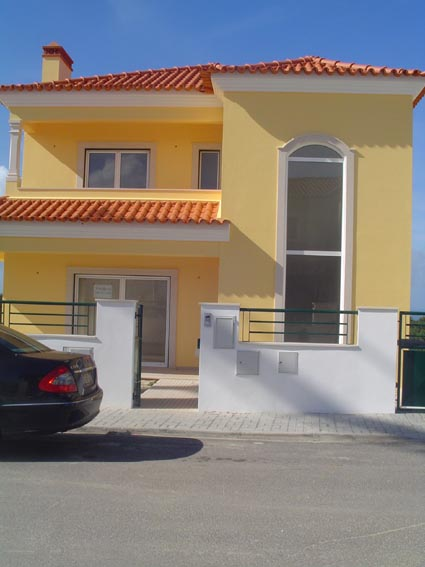 Nazare - Imobiliário - Vendas -  Moradias - Detached House - 4 bedrooms - seaviews - Nazare - ID 5849