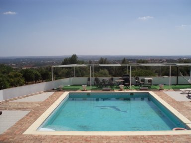 Real Estate - Sales - Houses - Nine Bedroom Semi-Detached House in the Countryside of Silves with a Pool - ID 5379