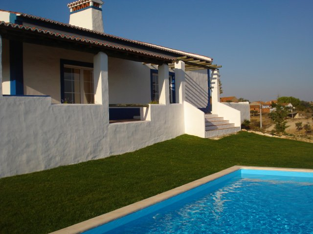 Imobiliário - Vendas - Casas - New build country villa with character and stunning views - ID 5335