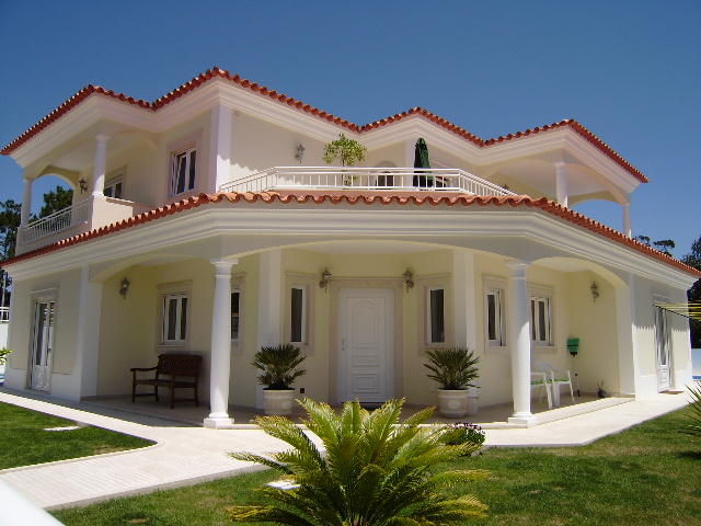 Imobiliário - Vendas - Casas - Brand new villa just outside Sao Martinho do Porto,in a exclusive area with swimmingpool - ID 5126