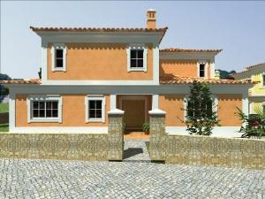 Imobiliário - Vendas - Casas - 3 Bedroom Villa with Private Pool and sea views - ID 6328