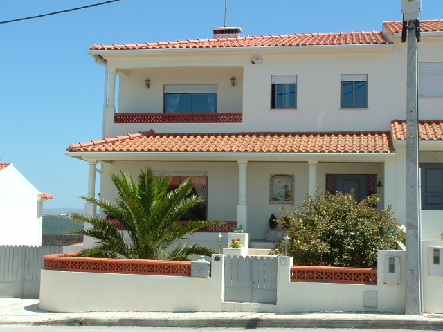 Imobiliário - Vendas - Casas - House for sale with swimming pool and sea view on the Silver Coast - ID 5079