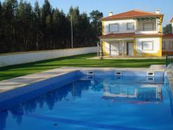 Foz do Arelho - Imobiliário - Vendas - Casas - 3 Bed semi Detached House with pool - ID 4952