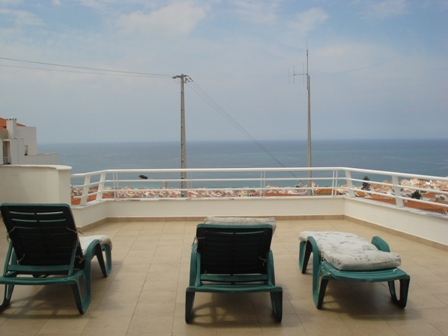 Nazare - Imobiliário - Vendas - Apartamentos - Portugal Silver Coast - 3 bedroom apartment in Nazare with sea view - ID 5923