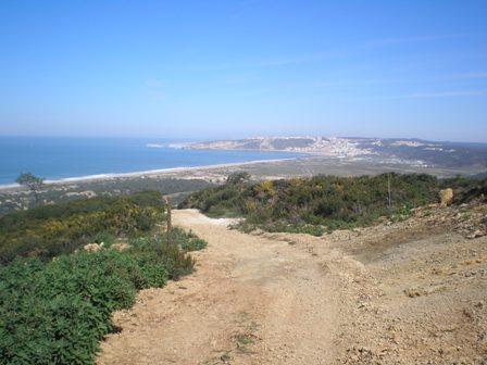 Imobiliário - Vendas -Terrenos - Plot for development with sea views for sale near Nazare - Portugal Silver Coast - ID 6538