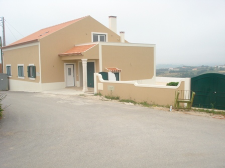 Imobiliário - Vendas - Casas - New Villa with stunning views  near Obidos - Silver Coast Portugal - ID 4819