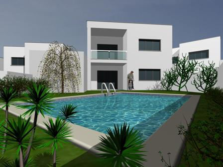 Imobiliário - Vendas - Casas - Silver Coast Portugal - Detached Villas with great ocean views close to Lourinha - ID 4802