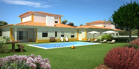 Imobiliário - Vendas - Casas - Beautiful traditional villas close to Obidos - Portugal Silver Coast - ID 4777