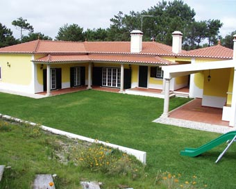 Imobiliário - Vendas -  Moradias - Portugal Silver Coast - Villa Lagoa de Obidos - ID 5571