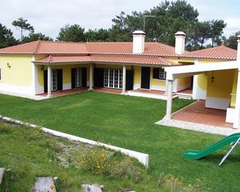 Imobiliário - Vendas - Casas - Portugal Silver Coast - Villa Lagoa de Obidos - ID 4766