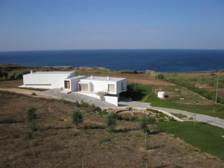 Imobiliário - Vendas - Casas - Luxury 5 bedroom Villa right in front of the sea near Obidos - Silver Coast Portugal - ID 4758