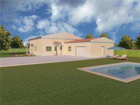 Alfeizerao - Imobiliário - Vendas -  Moradias - Amazing Villa with Swimming pool and Tennis Court - Portugal Real Estate - ID 5545