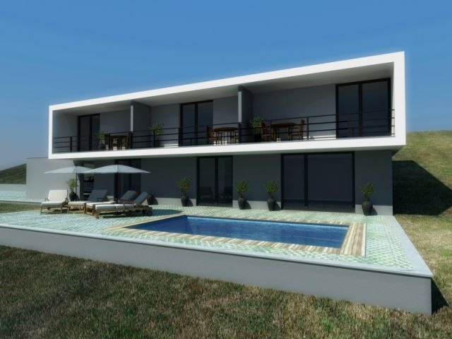 Imobiliário - Vendas -Terrenos - Plot for development with good views - Silver Coast Portugal - ID 6511