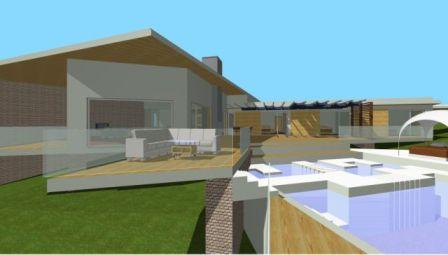Imobiliário - Vendas -Terrenos - Beautiful 4 bedroom house with pool - ID 5659