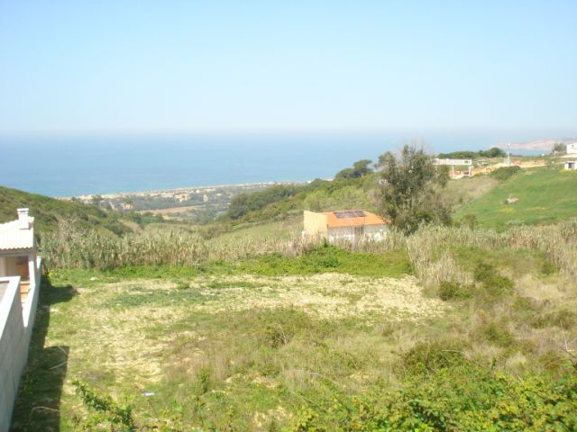 Nazare - Imobiliário - Vendas -Terrenos - Plot for development for 8 villas seafront near Nazare - Silver Coasr Portugal - ID 6462