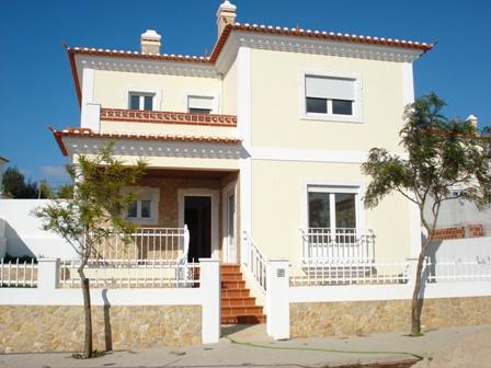 Imobiliário - Vendas - Casas - Portugal Silver Coast -  Fantastic 4 Bedroom Villas with sea views - ID 4694