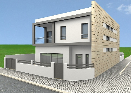 Imobiliário - Vendas - Casas - Silver Coast Portugal - Modern Villa with sea views - ID 4685