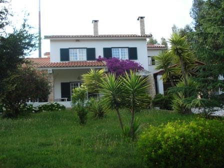 Imobiliário - Vendas - Casas - Villa with beautiful garden - Silver Coast Real Estate - ID 4683
