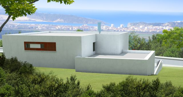 Alfeizerao - Imobiliário - Vendas -Terrenos - Plot of Land wit seaview , approved project - ID 6458