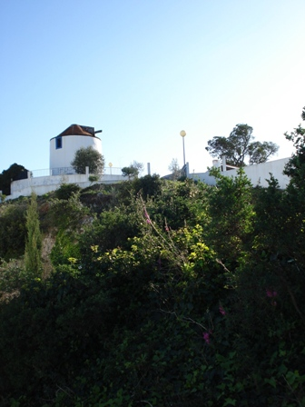 Imobiliário - Vendas - Casas - Portugal Silver Coast - Windmill with magnificent views to the castle - ID 4601