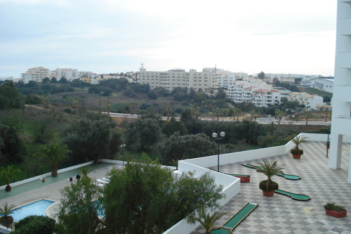 Albufeira - Imobiliário - Vendas - Apartamentos - One bedroom apartment with indoor pool and tenis Albufeira - ID 5871