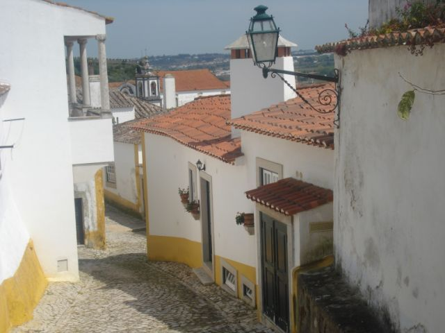 Obidos - Imobiliário - Vendas - Guesthouses & Bed And Breakfasts - Portugal Silver Coast - Rural Tourism House – inside the Castle!!! - ID 6738