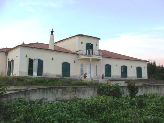 Imobiliário - Vendas - Casas - Nice farm in the centre of the Silver Coast - ID 4502