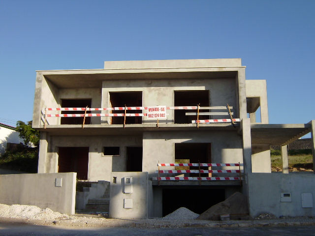Nazare - Real Estate - Sales - Houses - Detached 3 bedroom villa under construction - ID 4468