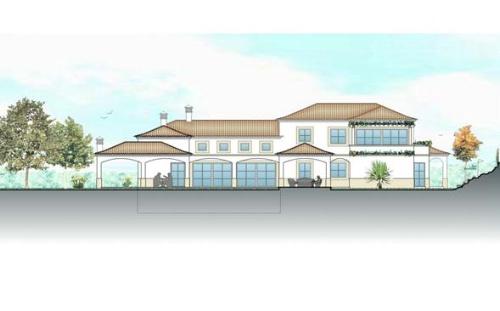 Almancil - Imobiliário - Vendas - Casas de Luxo - 5 Bedroom detached Villa with Views of the 9th Hole of the Ocean Golf Course - ID 6445
