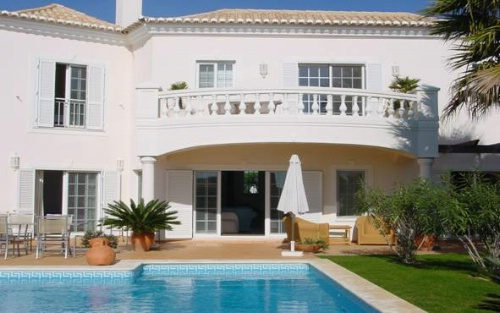 Almancil - Imobiliário - Vendas - Propriedades no Golfe - 4 Bedroom detached villa with beatiful sea views - ID 6329